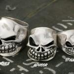 Starlingear Three Ring Sizes